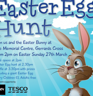 snipping - Easter Poster