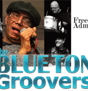 Blue Tone Groovers