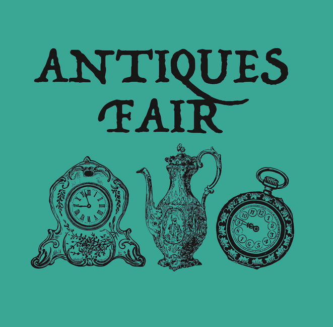 Antique Fair - square NEW